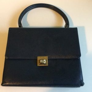 "Vintage ""Vicki Original"" leather bag"